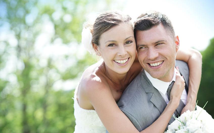 結婚式、それは一生に一度の最高のセレモニー♪